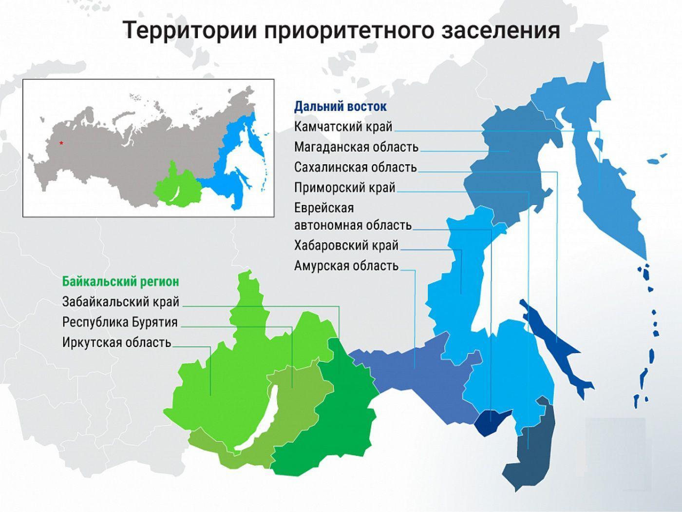 Камчатский край - территория приоритетного заселения для соотечественников переселенцев