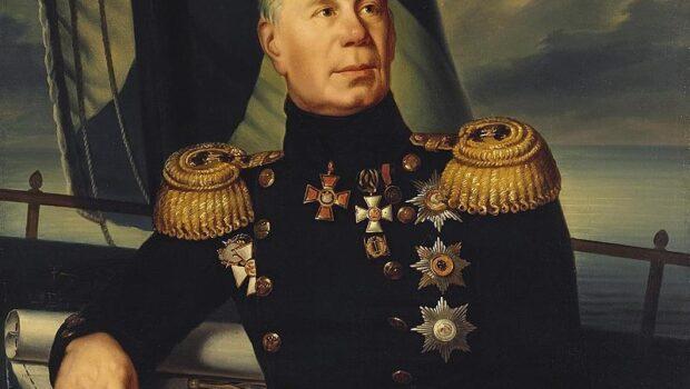 Исполнилось 250 лет со дня рождения мореплавателя Ивана Крузенштерна