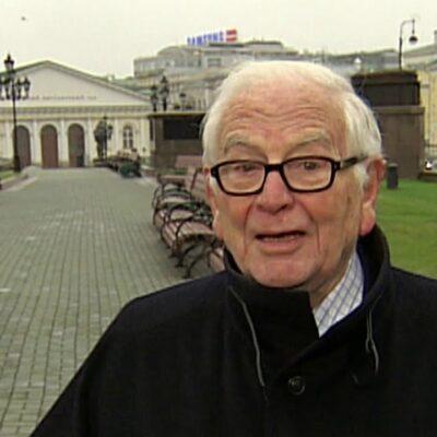 На 99-м году жизни скончался легендарный Пьер Карден, изменивший мир моды