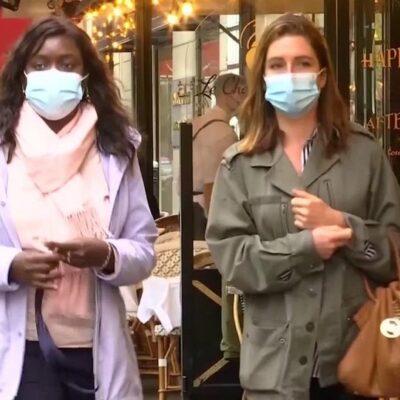 В Париже арестованы две женщины, обвиняемые в нападении на мусульманок