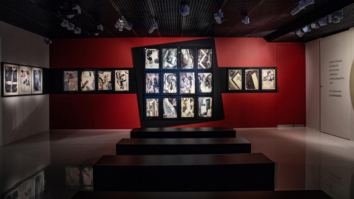 Уникальная выставка открылась в Музее первого советского экспрессиониста Анатолия Зверева