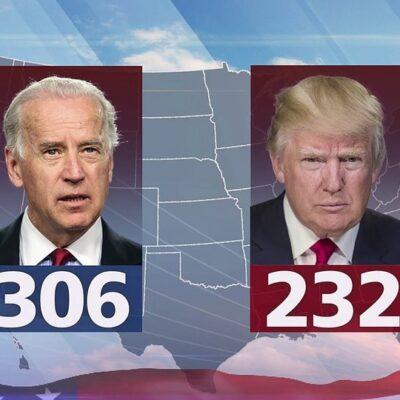 В США поставлена точка в затянувшемся политическом сериале под названием «президентские выборы»