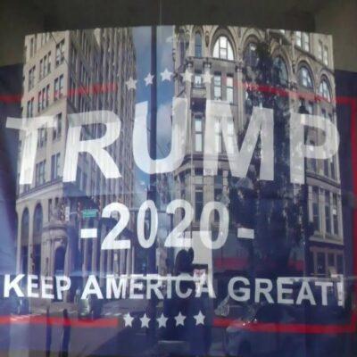Исход президентской гонки в США определят колеблющиеся штаты, один из них — Пенсильвания