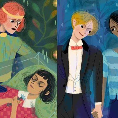 В Венгрии громкий скандал вызвала детская книга, в которой у Золушки нетрадиционная сексуальная ориентация