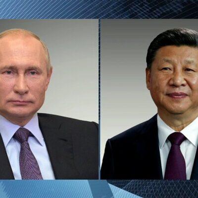 Владимир Путин говорил по телефону с председателем КНР, президентом Финляндии и премьером Израиля