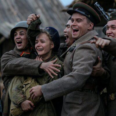 На экраны кинотеатров выходит фильм «Подольские курсанты»