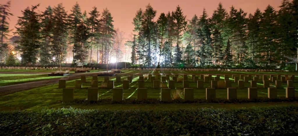 В Нидерландах обновляют мемориальный комплекс «Советское поле славы»