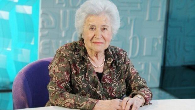 Ушла из жизни почётный президент ГМИИ имени Пушкина Ирина Антонова
