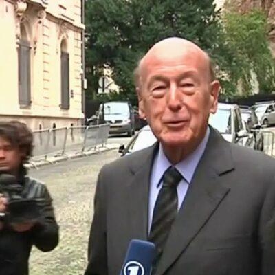 Ушел из жизни бывший президент Франции, один из самых уважаемых политиков Валери Жискар Д'Эстен