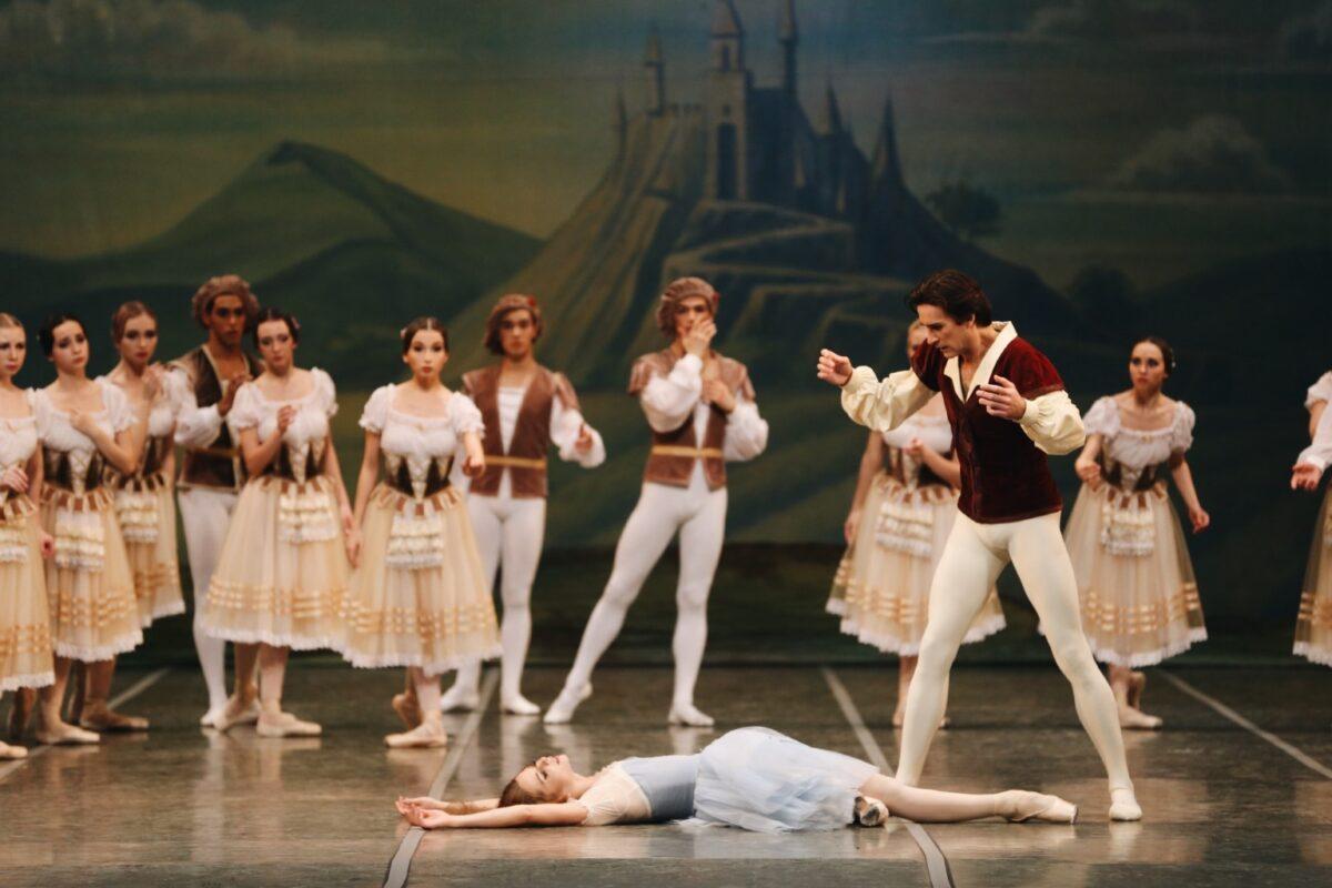 «Жизель». Санкт-Петербург Фестиваль Балет