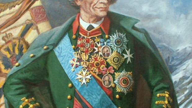 Исполняется 290 лет со дня рождения полководца Александра Суворова