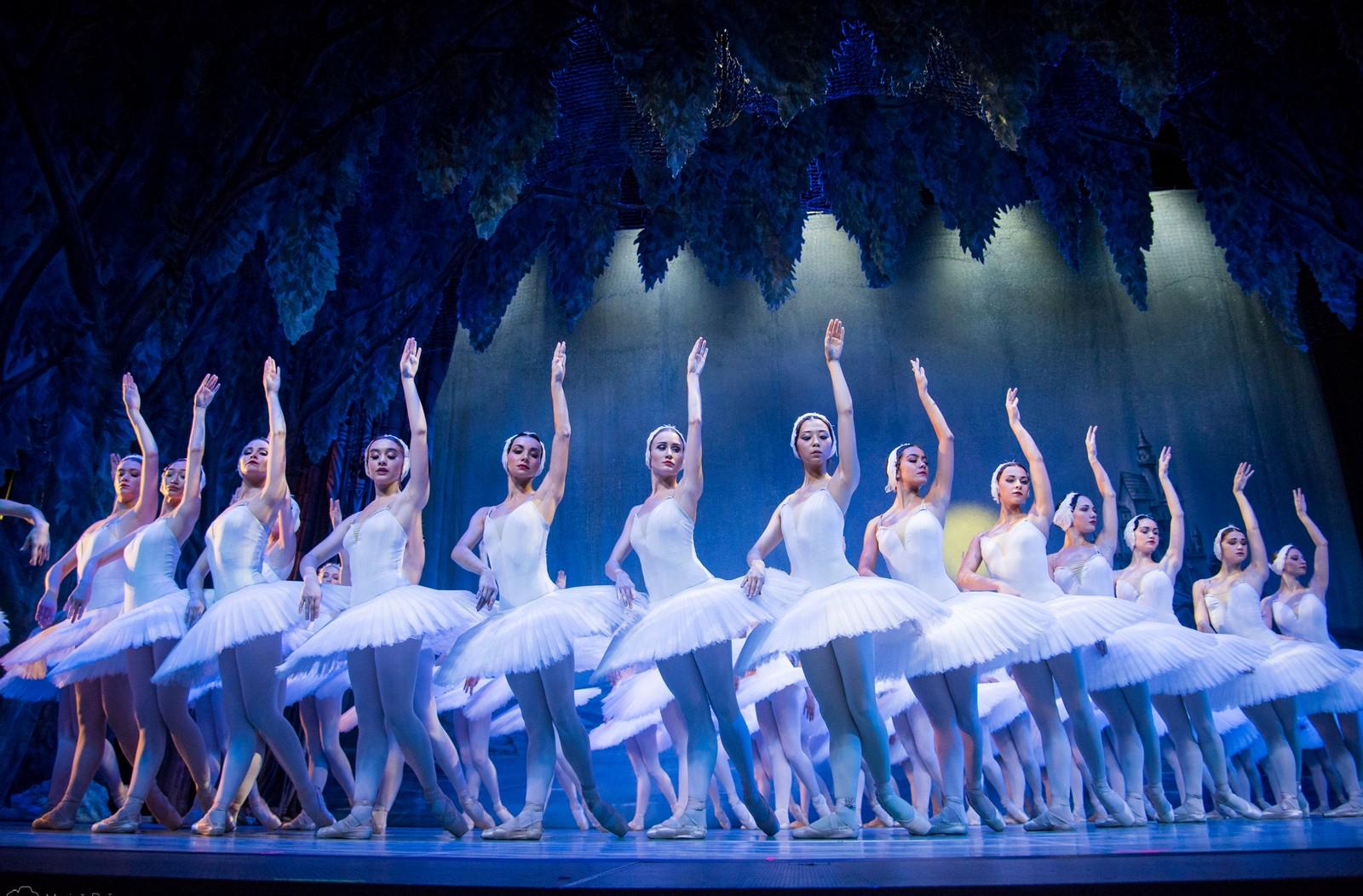 «Лебединое Озеро». Санкт-Петербург Фестиваль Балет