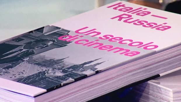 Книгу «Италия — Россия: век кино» представили на Венецианском кинофестивале