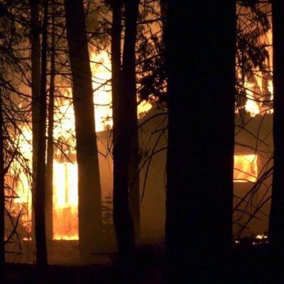 В США растет число погибших и пропавших без вести в результате сильнейших природных пожаров