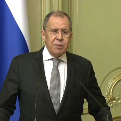 Сергей Лавров подверг резкой критике Берлин за неподобающее отношение к запросам из России по ситуации с Навальным