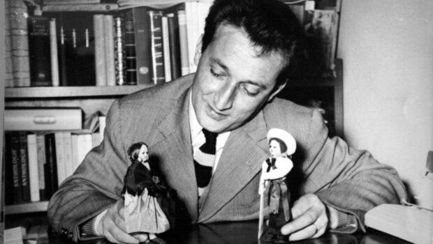 Книгу о поездках Джанни Родари по СССР издали в Италии к 100-летию писателя