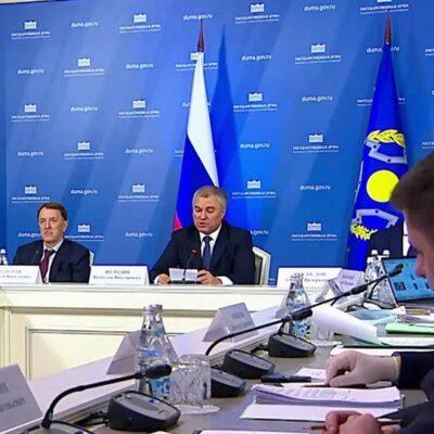 Борьбу с терроризмом обсуждали на заседании Парламентской ассамблеи ОДКБ