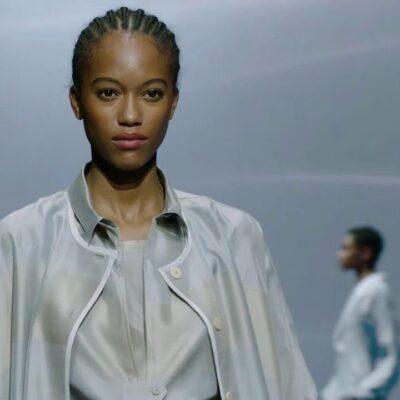 Неделю моды в Милане транслируют на итальянском телевидении в прайм-тайм