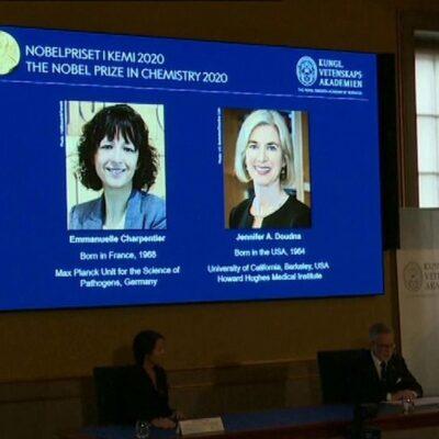 В Стокгольме объявлены нобелевские лауреаты по химии