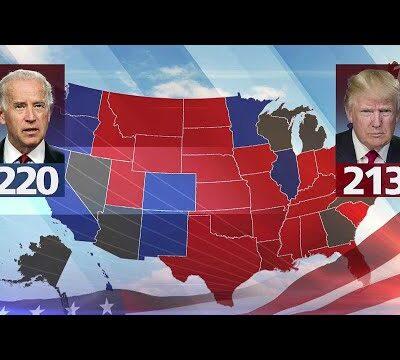 Трамп или Байден — близится к финалу главная политическая битва года