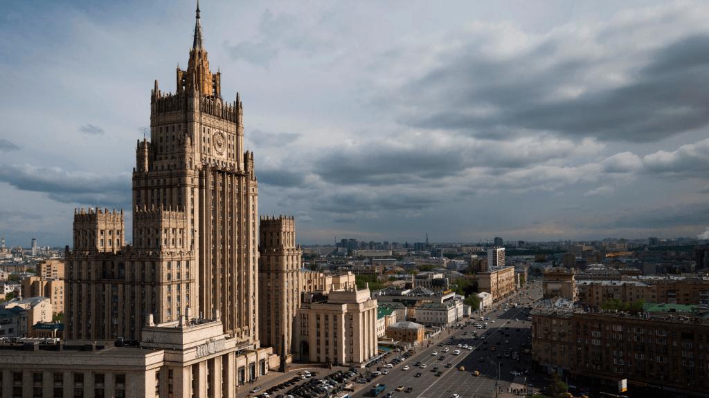 МИД РФ призвал мировое сообщество отреагировать на нарушение прав русскоязычных на Украине