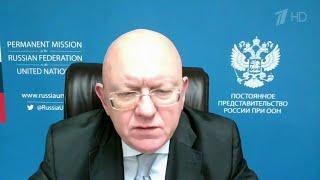 Берлин и Париж решили бойкотировать неформальную встречу Совбеза ООН