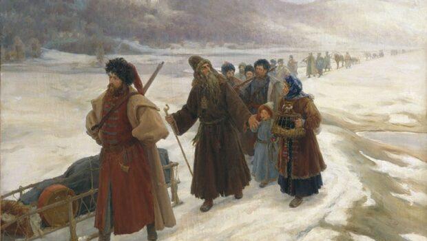 В России отмечают 400-летие протопопа Аввакума