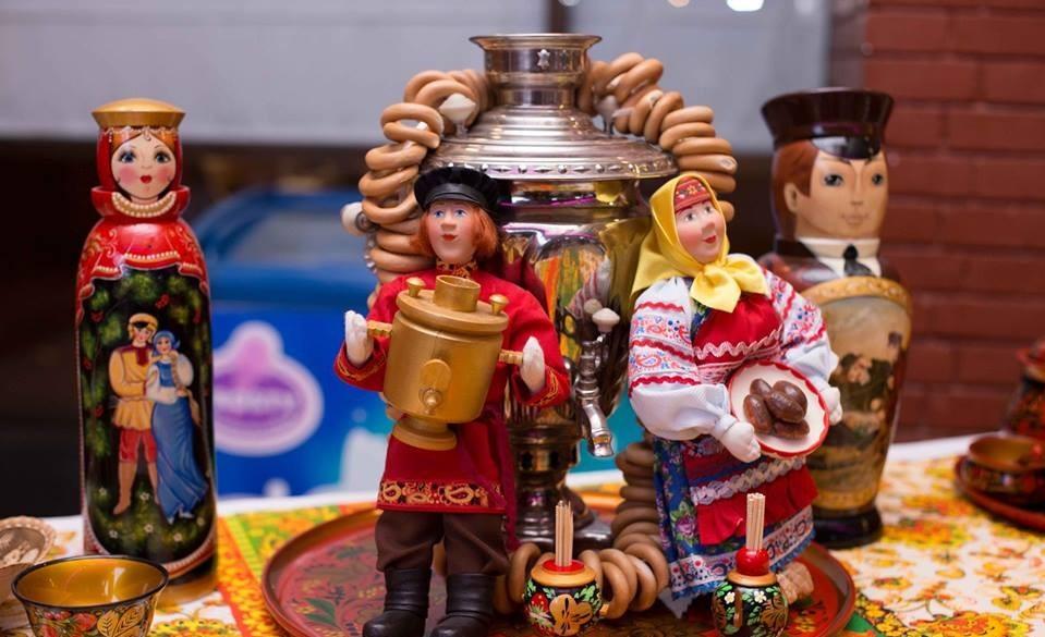 Фестиваль русской культуры проходит в Дублине