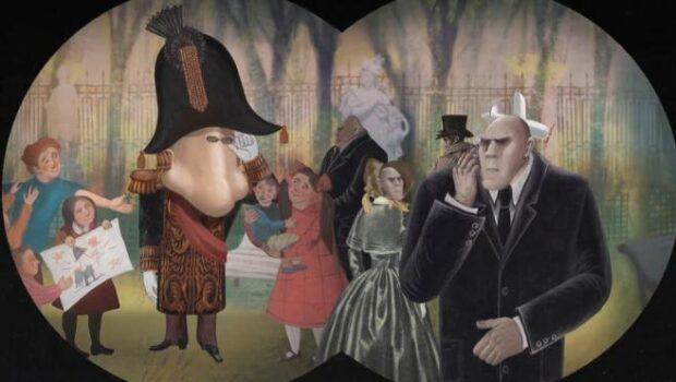 Российский мультфильм претендует на звание лучшего в Европе