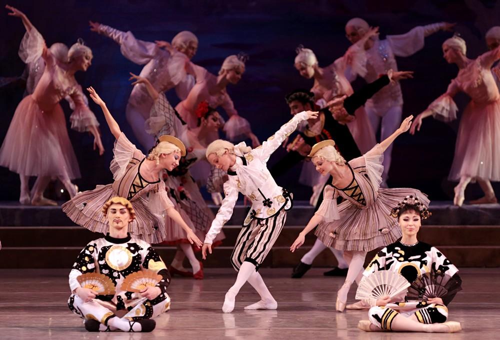 «Щелкунчик». Санкт-Петербург Фестиваль Балет