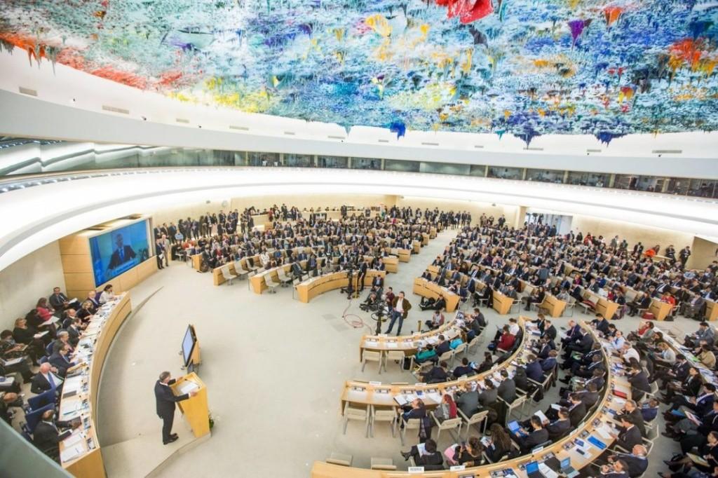 Россия избрана членом Совета ООН по правам человека