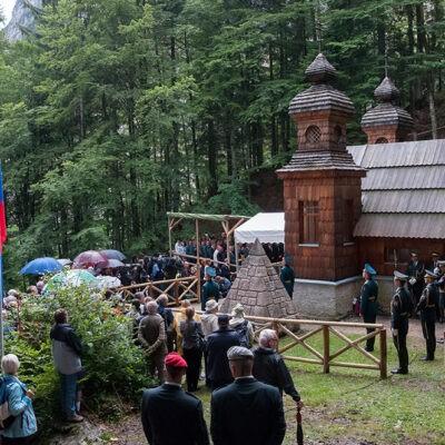 В Словении состоится традиционная встреча у русской часовни на Вршиче