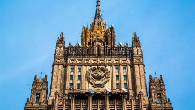 МИД РФ указал на избирательный подход Берлина к историческим фактам