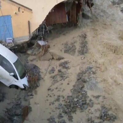 Во Франции растет число погибших в результате урагана «Алекс»