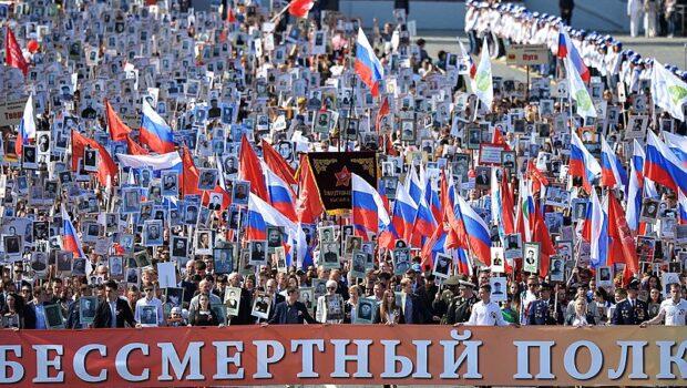Координаторы «Бессмертного полка» более чем из 80 стран обсудили итоги Года памяти и славы