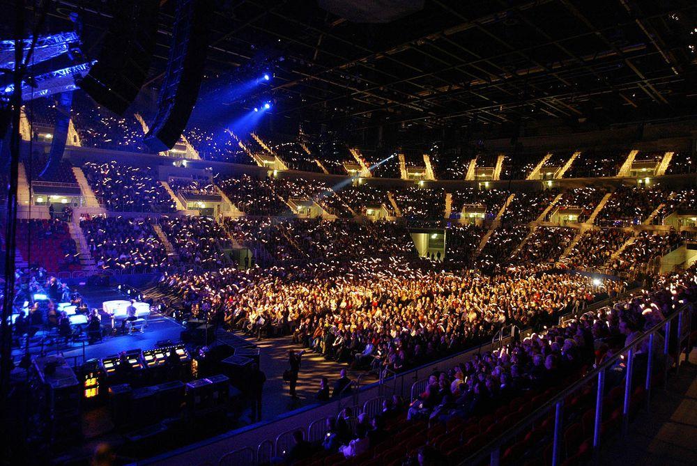 Музыкальный фестиваль Жара в Дюссельдорфе