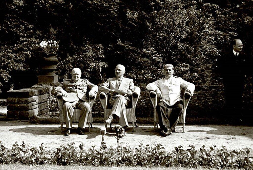 75 лет назад началась Потсдамская конференция