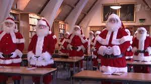 Европейцы с нетерпением ждут рождественских праздников