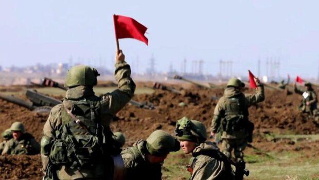 В российской армии отмечают день ракетных войск и артиллерии