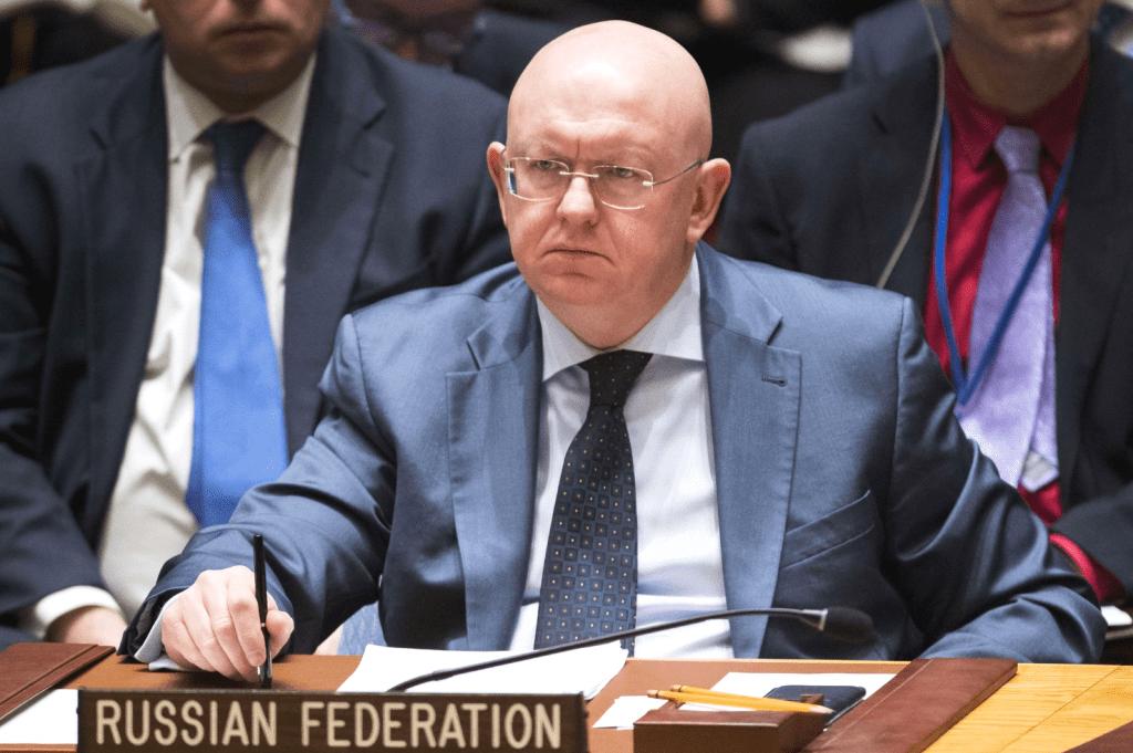 Василий Небензя: Германия не хочет помогать России в расследовании инцидента с Навальным