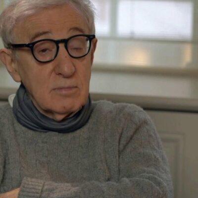 Американский кинорежиссер Вуди Аллен отмечает 85-летие