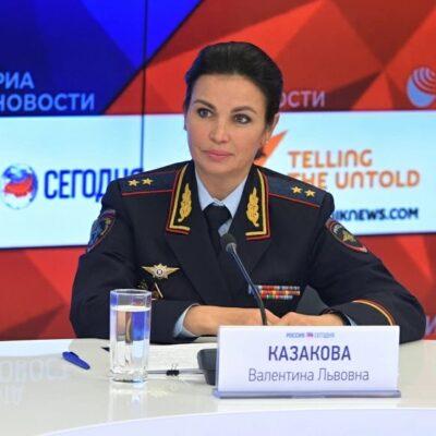 Интервью Валентины Казаковой о реализации Государственной миграционной политики РФ