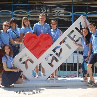 Народная дипломатия в действии: швейцарские школьники провели каникулы в «Артеке»