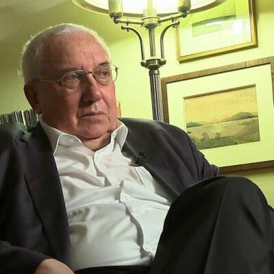Бывший секретарь Совета безопасности России, академик РАН Андрей Кокошин отмечает юбилей