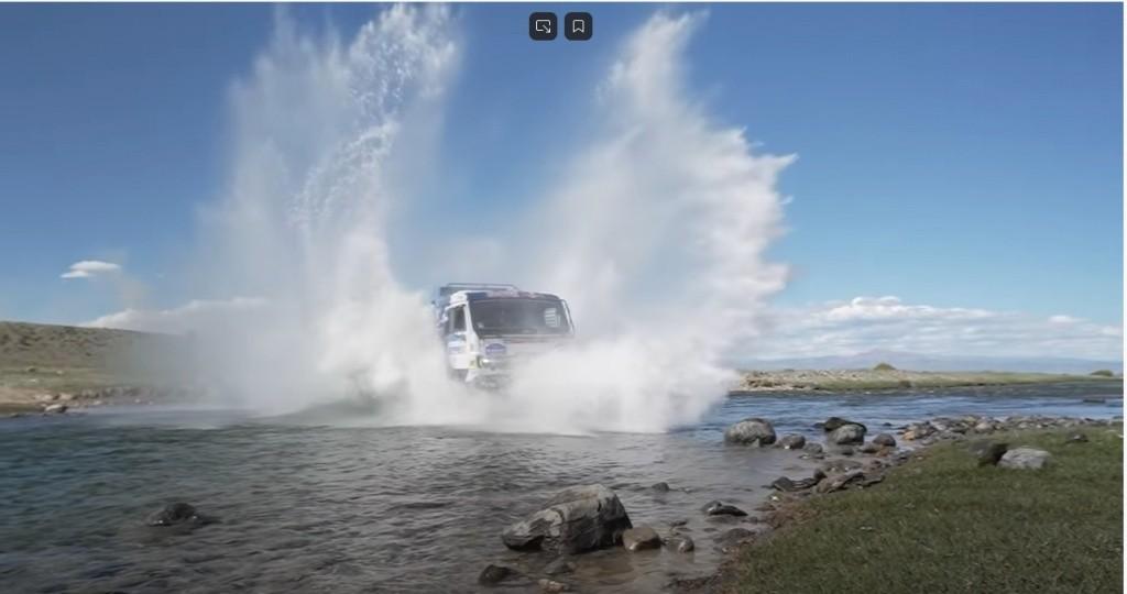 Экипаж Сотникова стал победителем ралли «Шёлковый путь» в зачёте грузовиков