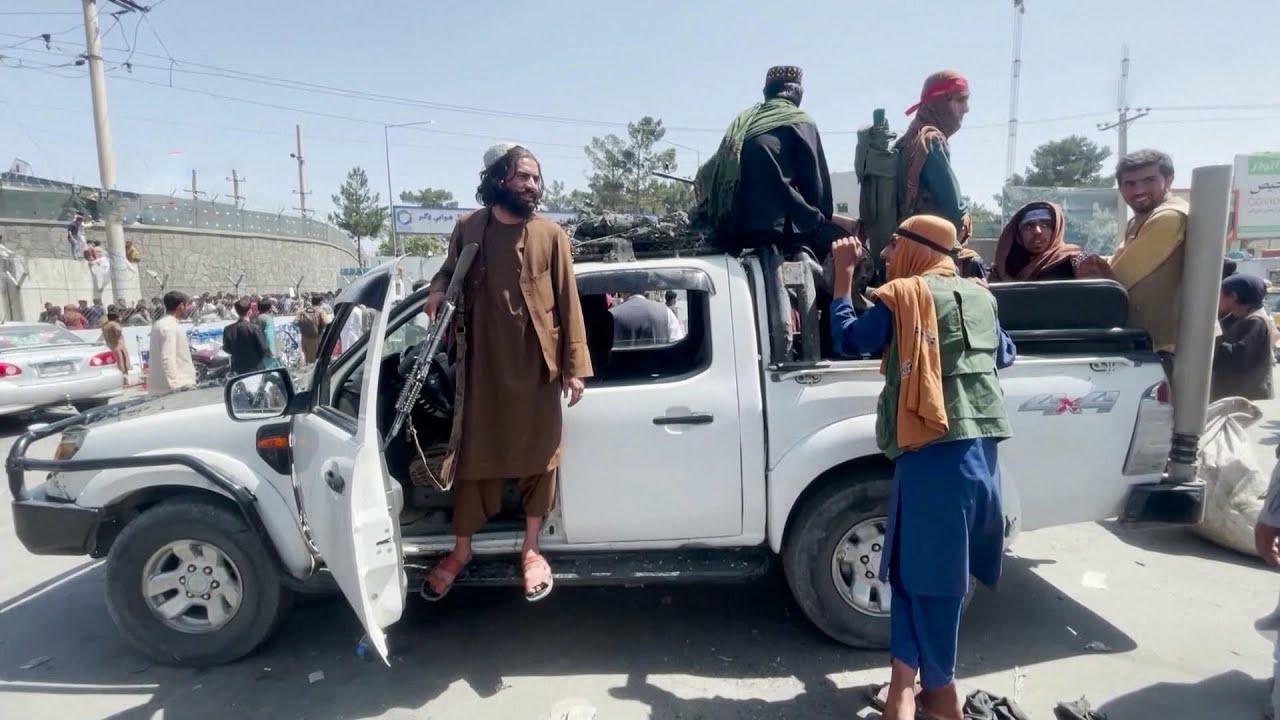 На Западе Афганистан уже назвали величайшим провалом и поражением сил НАТО
