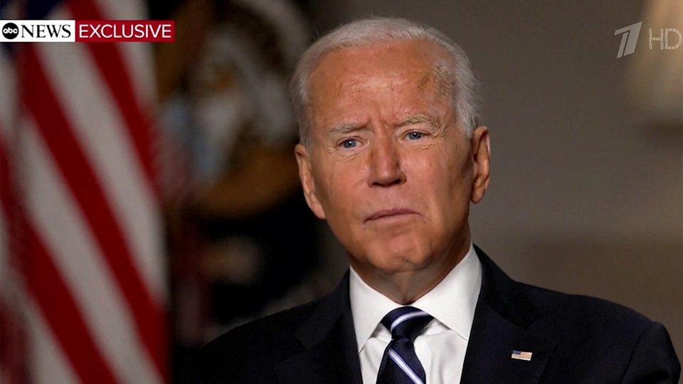 Джо Байден заявил, что военные США контролируют ситуацию в аэропорту Кабула