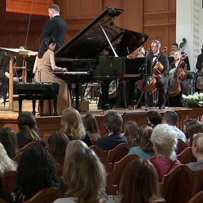 В Московской консерватории стартовал финал третьего Международного конкурса молодых пианистов