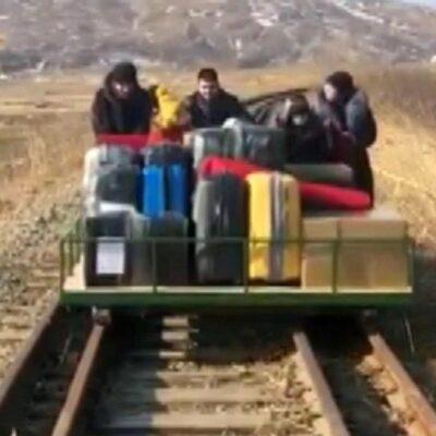 Настоящим приключением обернулся для группы российских дипломатов финал их командировки в Северную Корею