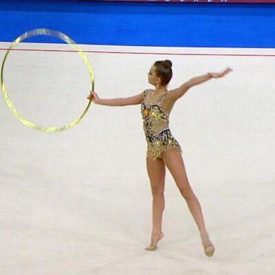 Москва принимает первый после пандемии международный турнир по художественной гимнастике